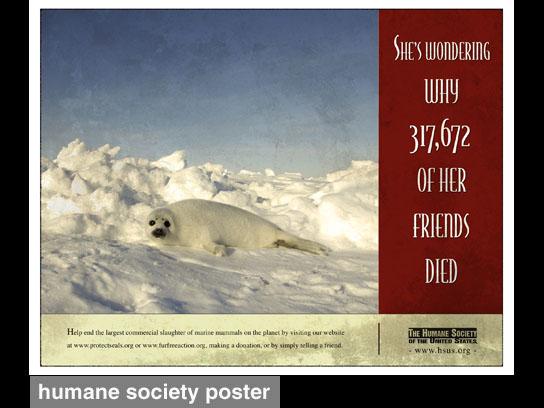 social justice advertising design