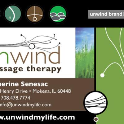 massage design and branding