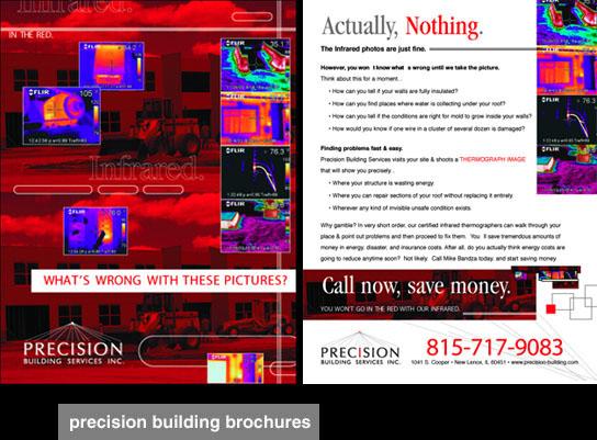 Precision Building Services Cover