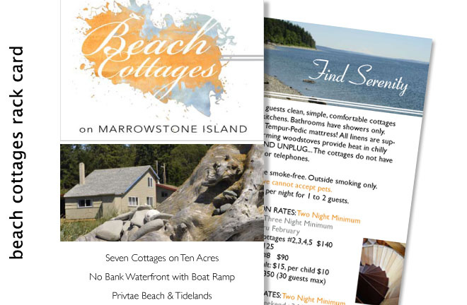 Beach Cottages Brochures
